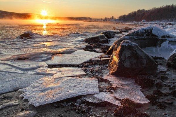 Край,в котором мы живём.Кольский Север.автор Вася Пупкин.